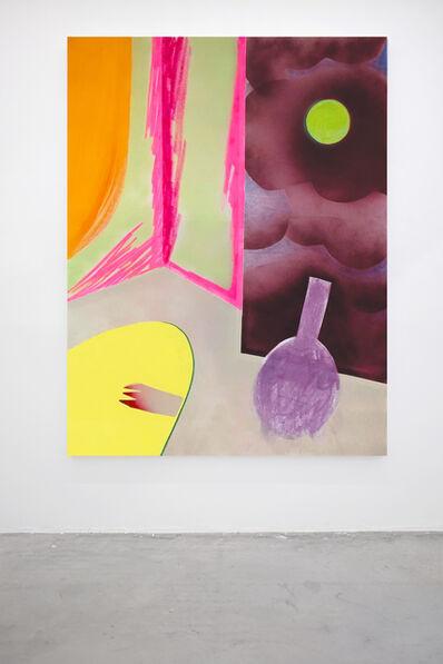 Aurélie Gravas, 'INTÉRIEUR À LA LUNE VERTE', 2019