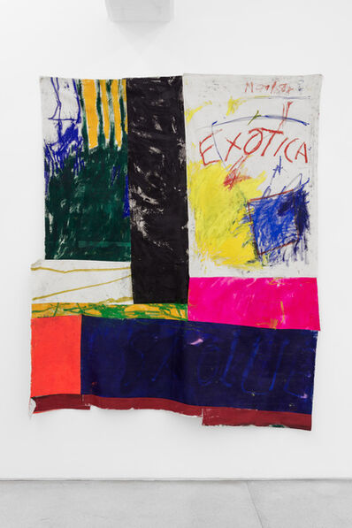Byron Fredericks, 'Exotica and the Cape-coloured', 2018