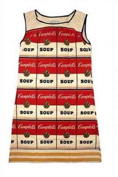Andy Warhol, 'Souper Dress', 1965