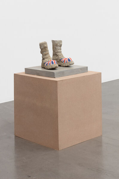 Sarah Lucas, 'LOTTO DESPERATE', 2018