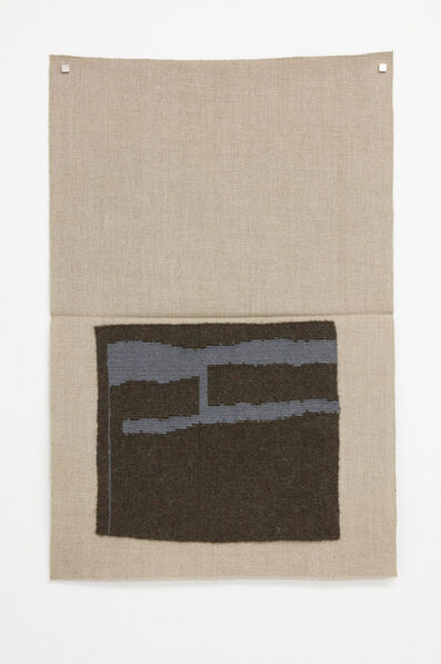 Helen Mirra, 'Dark blackish green, light grayish blue (dsh)', 2015