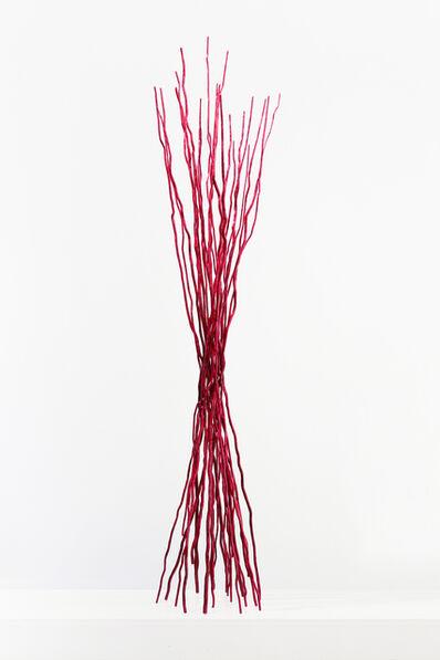 Shayne Dark, 'Intertwine Raspberry', 2012