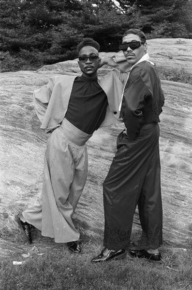 Chantal Regnault, 'Tiny & Chris La Beija, Central Park', 1989