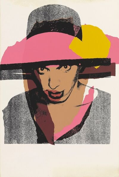 Andy Warhol, 'Ladies and Gentlemen F.S. II.130', 1975