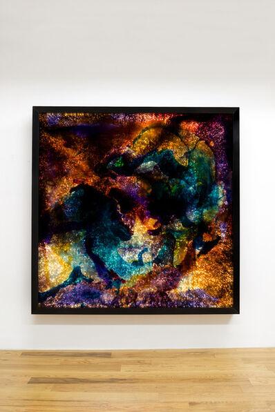 Iván Navarro, 'Nebula II', 2020