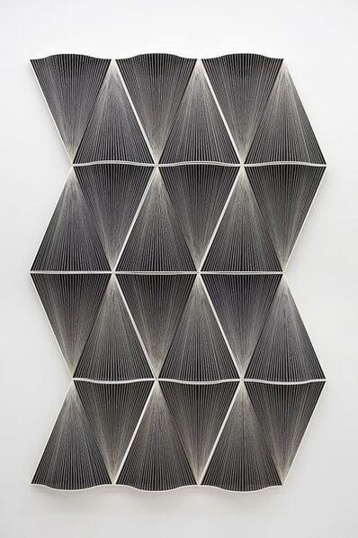 Julian Hoeber, 'Curtain Wall After City Tower', 2016