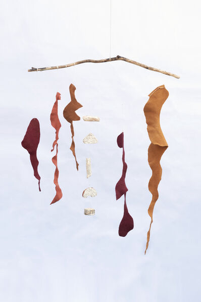 Maki Teshima, 'When Autumn Leaves Start to Fall', 2020