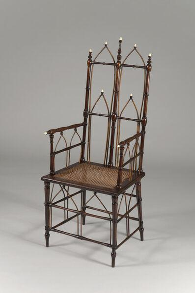 'Armchair', ca. 1880