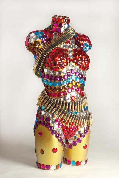 Laila Shawa, 'Disposable Bodies 4 ', 2012