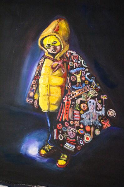 Yassine Balbzioui, 'Yellow Boy', 2018