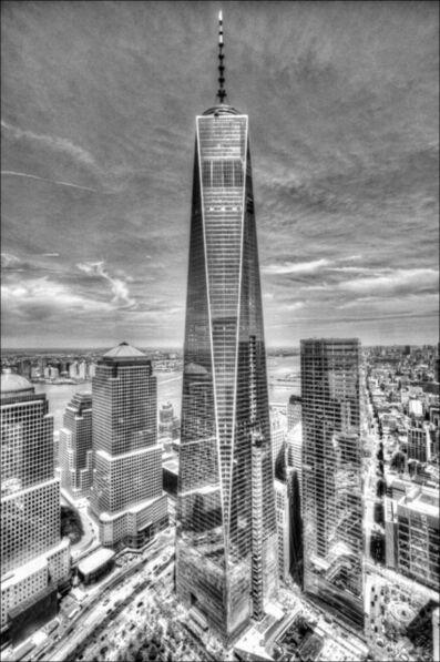 Allan Tannenbaum, 'One World Trade Center', 2015
