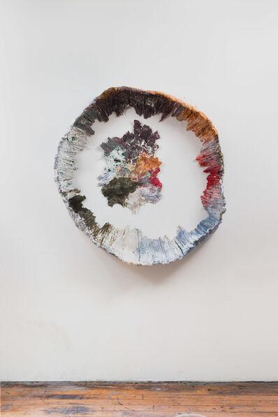 Brie Ruais, 'Containing the Center, 135 lbs', 2018