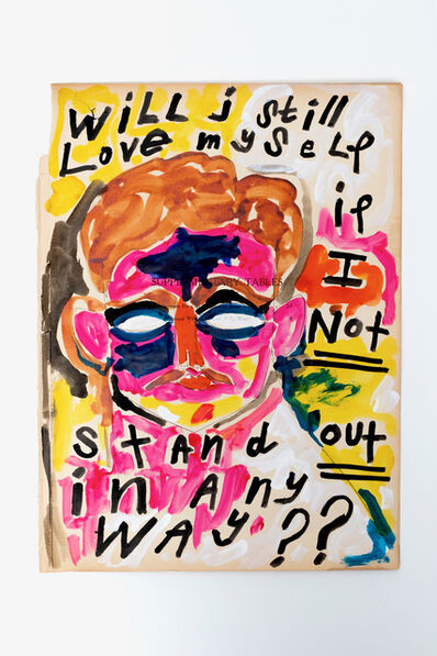 Bas Kosters, 'Stand Out', 2019
