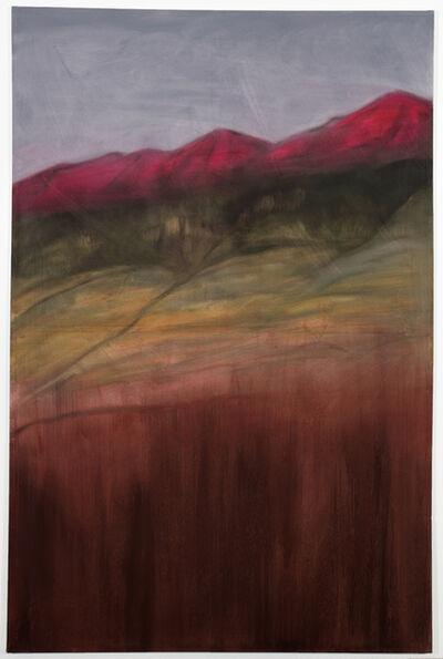 Miriam Cahn, 'Aus Meinem Fenster', 2017