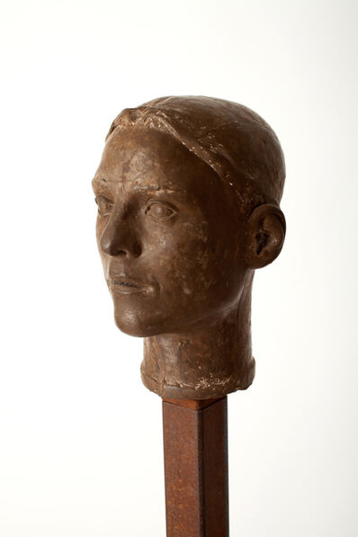 Diana Moore, 'Brown Head', 1985