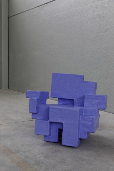 Nucleo, 'Primitive armchair by Nucleo_Piergiorgio Robino + Stefania Fersini', 2009