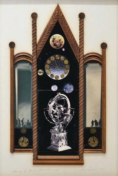 Vera Habrecht-Simons, ' Homage to 1572 Astronomical Clockmaker Josias Habrecht', 1983