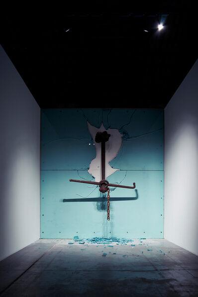 Claudio Parmiggiani, 'Senza titolo (Installation view)', 2015