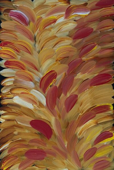 Gloria Petyarre, 'Bush Medicine Leaves ', ca. 2010