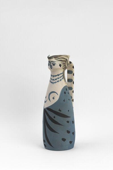 Pablo Picasso, 'Woman (Femme)', 1955