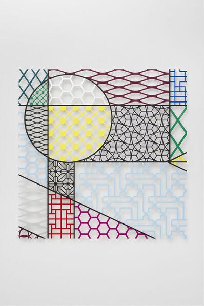 Nevin Aladağ, 'Pattern Kinship II', 2017