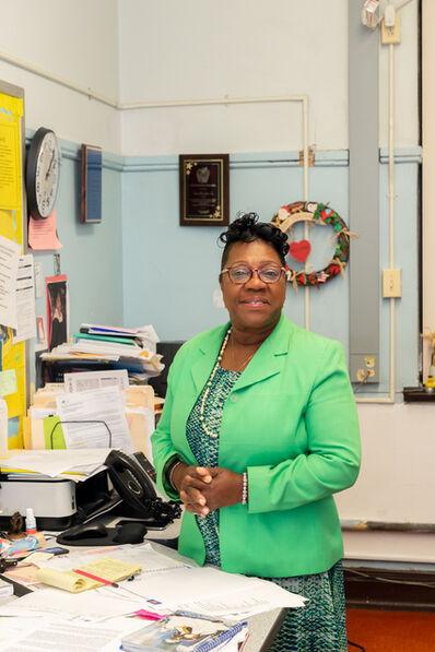 Suzette Bross, 'Mavis Ivy-Jackson, Charles R. Henderson Elementary School', 2018