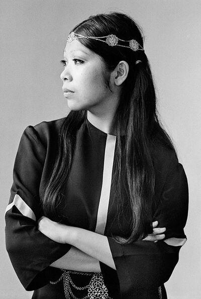 Baron Wolman, 'Judy Wong', 1968