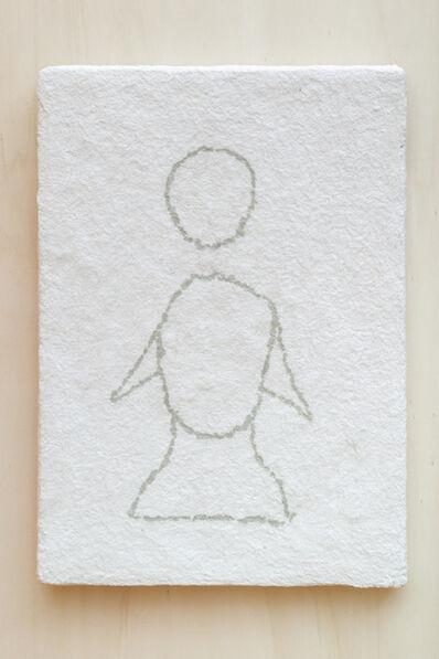 Kata Tranker, 'Head II. --- Fej II.', 2020