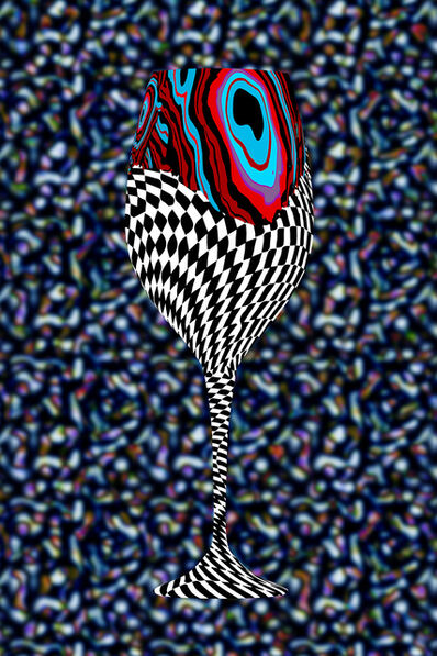 Geoffrey Lillemon, 'Wine 酒杯', 2015
