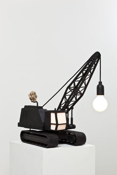 Studio Job, 'Wrecking Ball Lamp', 2010