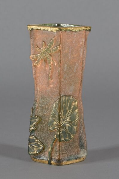 DAUM Nancy, 'Vase', ca. 1894