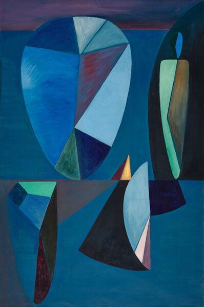 Wolfgang Paalen, 'La Roue De L?orage', 1936