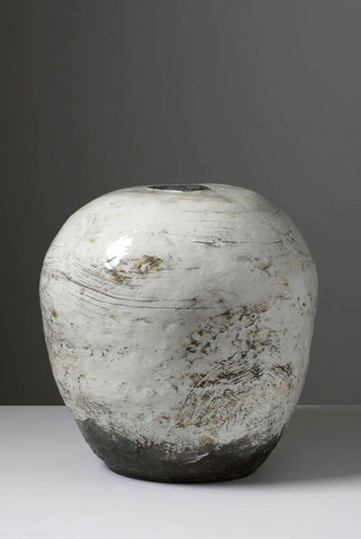 Kang Hyo Lee, 'Puncheong Jar (Wing in the Mountain)', 2012