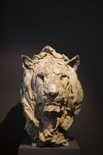 Patrick Villas, 'Tête de lion II', 2019