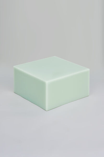 Sabine Marcelis, 'Candy Cube - Mint Green - 30 x 60 x 60 cm', 2018