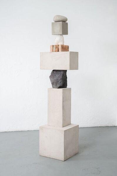 Jose Dávila, 'Fundamental Concern IV', 2018