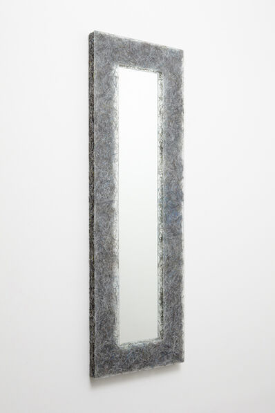 Jens Praet, 'Prototype 'Shredded' mirror 2', 2014