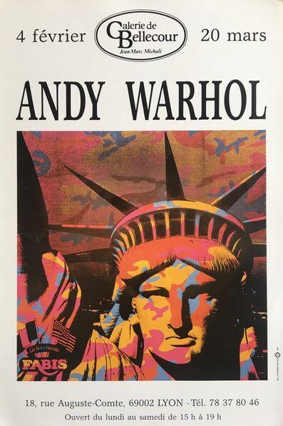 Andy Warhol, 'Statue of Liberty', 1987
