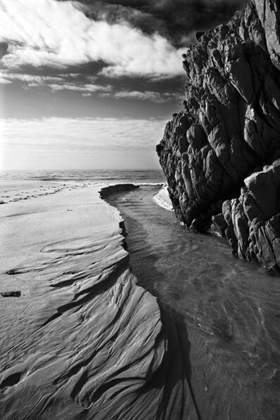 Cara Weston, 'River, Garrapata Beach', 2007