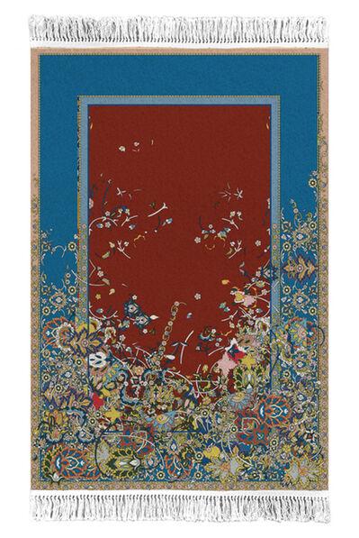 Saks Afridi, 'Gravity Rug', 2016