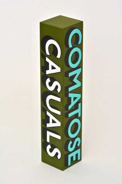 Tim Fishlock, 'COMATOSE, CASUALS, TOLCHOCK, TREMBLE', 2018
