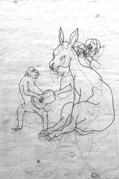 Matthew Attard, 'Bravissimo! (after Goya)'