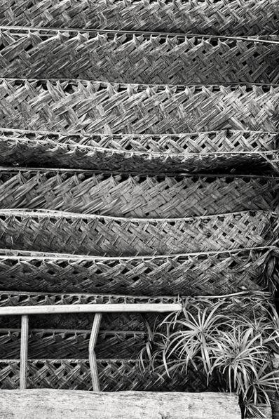 Cara Weston, 'Grass Panels and Ladder, Moorea', 2014