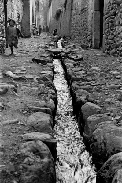 Sergio Larrain, 'Village on the way to Machu Picchu, Peru.', 1957