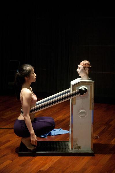 Geumhyung Jeong, 'Fitness Guide (still)', 2011