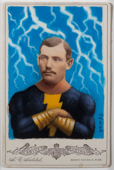 Alex Gross, 'Black Adam', 2010-2016