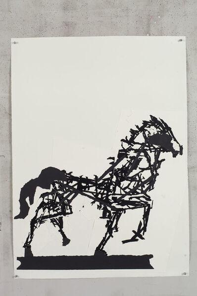 William Kentridge, 'Horse', 2016