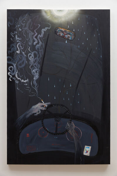 Morgan Mandalay, 'A Reflective Confrontation on the 101 ', 2015-2019