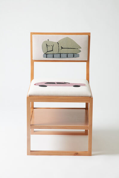 Lilian Martinez, 'Los Angeles Chair', 2019