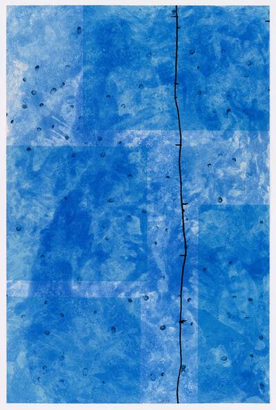 Jürgen Partenheimer, 'Canto V, 1', 1997